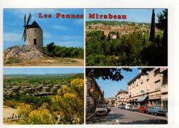 CP 10-15-ZB1469-LES PENNES MIRABEAU MULTIVUES - France