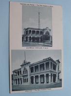 LOURENCO MARQUES (P.E.A.) Capitania DosPortos / Alfandega ( Santos Rufino ) Anno 19?? ( Zie Foto Details ) ! - Mozambique