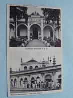 LOURENCO MARQUES (P.E.A.) Pagode Chinês / Mesquita Mahometana ( Santos Rufino ) Anno 19?? ( Zie Foto Details ) ! - Mozambique