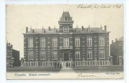 Chapelle Lez Herlaimont Maison Communale - Chapelle-lez-Herlaimont
