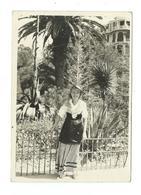 PHOTO 12,5 X 9 Cm Juillet 1948.. NICE (06)..PIN UP, FEMME Habillé En Niçoise - Pin-Ups
