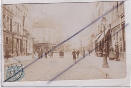 Châlons Sur Marne (51) Rue Léon Bourgeois (carte Photo De 1906) - Châlons-sur-Marne
