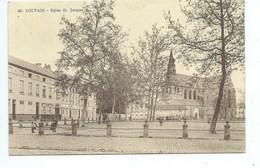 Leuven Louvain Eglise St Jacques - Leuven