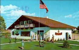 ! Ansichtskarte USA Frankenmuth, Michigan, Pfadfinder, Boy Scouts - Pfadfinder-Bewegung