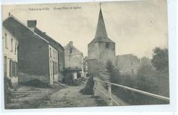Villers La Ville Grand Rue Et Eglise - Villers-la-Ville