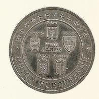 Ardèche. Privas, Capitale Du Marron Glacé. 1,5 écus Semaine De La Chataigne 4 Au 10 Décembre 1995 - Euros Of The Cities