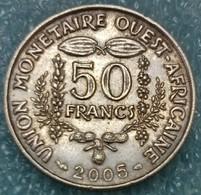 Western Africa (BCEAO) 50 Francs, 2005 -0878 - Autres – Afrique