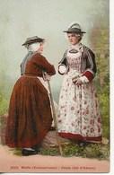 Costumes Suisses  Authentiques.33 Sujets- Wallis-Valais. - Unclassified