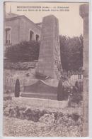 BOURGUIGNONS (Aube) - Le Monument Aux Morts De La Grande Guerre - France