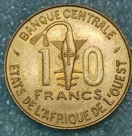 Western Africa (BCEAO) 10 Francs, 1986 -4015 - Autres – Afrique