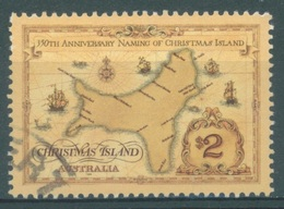 CHRISTMAS - USED/OBLIT.- 1993 - Yv 399 - Lot 17368 - Christmas Island