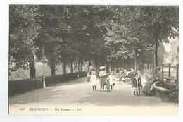 Angleterre Richmond The Terrace Animée - Unclassified