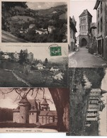 LOT DE  60  CPA DU CANTAL15 - Cartes Postales