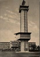 ! Ansichtskarte Flughafen Hamburg, Radarturm, Radartower - Aerodrome
