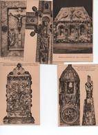 LOT DE  11  CPA DE  TRESOR DE CONQUE  AVEYRON 12 - Cartes Postales