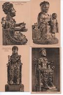 LOT DE  8 CPA DE  TRESOR DE CONQUE  AVEYRON 12 - Cartes Postales