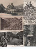 LOT DE   30  CPA DE  L ARIEGE 09 - Cartes Postales