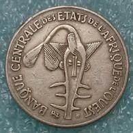 Western Africa (BCEAO) 50 Francs, 1981 -1029 - Autres – Afrique