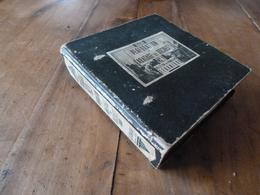 1941 Rare Document Technique De PERFORATION ET ABATTAGE DES ROCHES , édition TEKHNIKOS - Wissenschaft & Technik