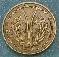 Western Africa (BCEAO) 25 Francs, 1978 -4039 - Autres – Afrique