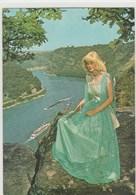 """"""" Loreley """"  Ingrid KLEIN - Aus Dem Gastfreundlichen Rhein-Lahn-Kreis - ST GOARSHAUSEN - Loreley"""