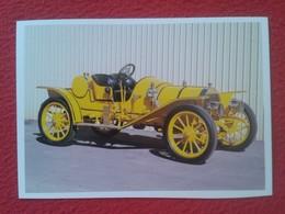 POSTAL POST CARD CARTE POSTALE COCHE DE LUJO CAR CARS COCHES AUTO AUTOMÓVIL MERCER SPEEDSTER 1910 VER FOTO/S Y DESCRIPCI - Other
