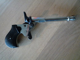 "Pistolet De Salon Rare Avec Ce Type De Marquage ""aigle"" - Decotatieve Wapens"