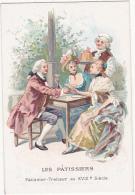 Bon-point - Farine Salvy - Les Patissiers - XVIII° Siècle - Trade Cards