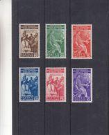Vatican - Yvert 66 / 71 * - MH - Congrès Juridique - Valeur 200 Euros - Neufs