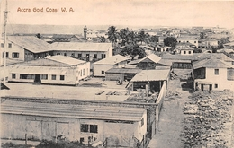 ¤¤   -  GHANA  -  ACCRA GOLD COAST W.A.   -  ¤¤ - Ghana - Gold Coast