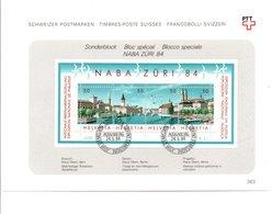 SUISSE LOT DE 24 FEUILLETS FDC DIFFERENTS - Lots & Kiloware (mixtures) - Max. 999 Stamps