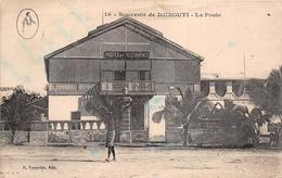 ¤¤   -   DJIBOUTI   -   La Poste  -  ¤¤ - Djibouti