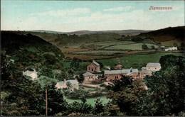 ! Alte Ansichtskarte Llansannan, Wales - Pays De Galles