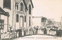 NOIRMOUTIER (Vendée) - L'Usine De Conserves Alimentaires CASSEGRAIN - Animée - Noirmoutier