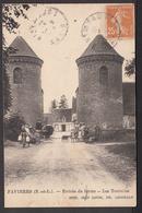 28 - FAVIERES - Entrée De La Ferme - Les Tourelles - Autres Communes