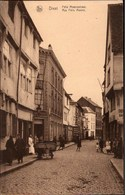 ! Alte Ansichtskarte Diest, Rue Felix Moons - Diest