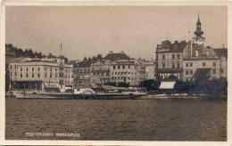 Gmunden - Rathausplatz (5593) * Karte Von 1923 - Gmunden