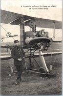 AVION - AVIATEUR - Le Sapeur Aviateur Brégi - Escadrille Aérienne Du Camp De Mailly - Aviateurs