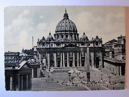 ITALIA - LAZIO - ROMA - Basilica San Pietro - 1950 - San Pietro