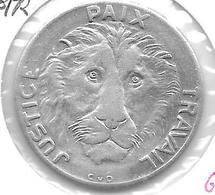 *congo Dem. Rep. 10 Francs  1965 Km 1 Vf+ - Congo (Democratic Republic 1964-70)