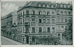 AK Karlsruhe, Gaststätte Saalbau, Gottesauerstr. 27, O 1944 (30574) - Karlsruhe