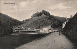 ! Ansichtskarte Burg Brandenbourg Luxemburg, - Vianden