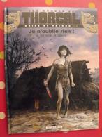 Les Modes De Thorgal. Kriss De Valnor 1 Je N'oublie Rien ! De Vita Y. Sente. Le Lombard 2010 - Livres, BD, Revues