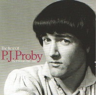 P.J. PROBY - The Best Of - The EMI Years 1961-1972 - CD - Rock