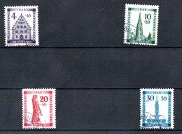 Baden  / Série N 42 à 45 / Oblitéré - Baden