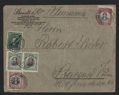 BOLIVIA VILLAMONTES 1912 GERMANY CHACO - Bolivia