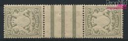 Bavière 65y Zs Paire Avec Interpanneau Neuf Avec Gomme Originale 1900 Etat Emblem (9222470 (9222470 - Beieren