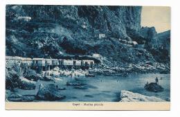 CAPRI - MARINA PICCOLA NV FP - Napoli (Naples)