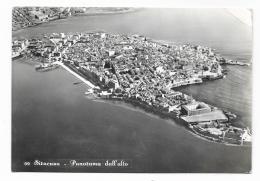 SIRACUSA - PANORAMA DALL'ALTO   VIAGGIATA FG - Siracusa