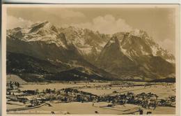 Farchant V. 1939  Dorfansicht  (682) - Garmisch-Partenkirchen